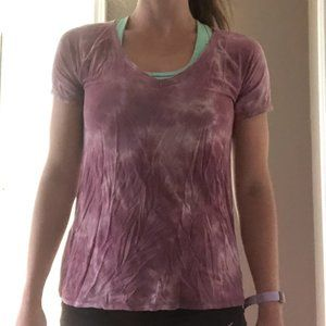 Pink Tie Dye Soft and Sexy T-Shirt